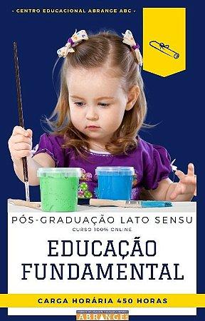 Educação Fundamental - 450 horas