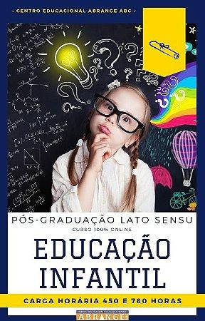 Educação Infantil - 450 / 780 horas