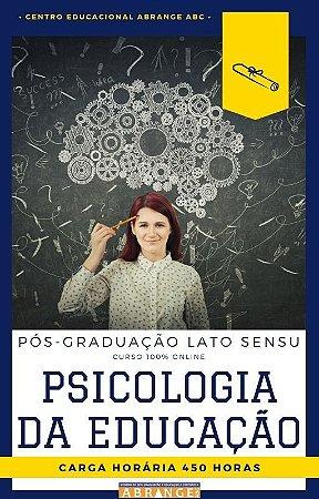 Psicologia da Educação - 450 horas