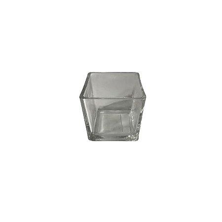 Vaso Transparente 8x8cm 001002