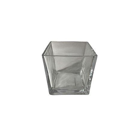 Vaso Transparente 12x12cm 001004