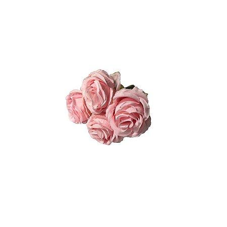 Maço de Rosa X4 CR-0077