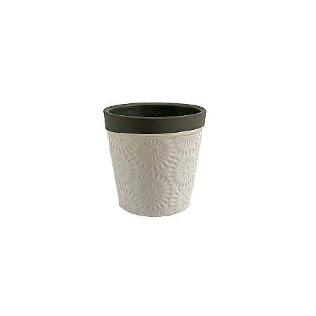 Cachepot Cerâmica Isa LV-0115