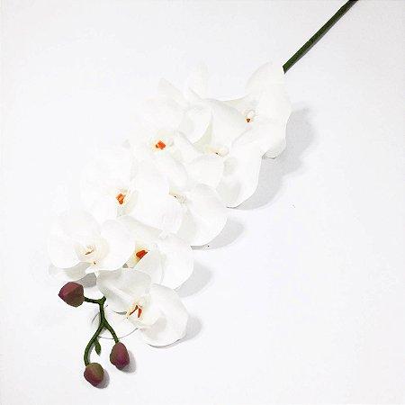 Galho de Orquídea Toque Real 3D