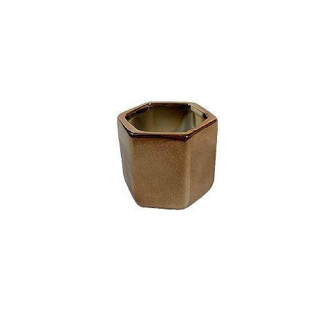 Cachepot Hexagono 12963