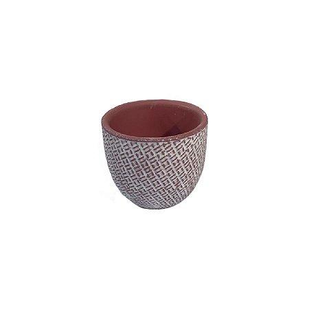 Cachepot Ceramica Color