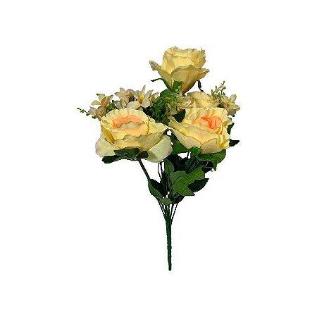 Buque de Rosa Mista Joyce SY08001