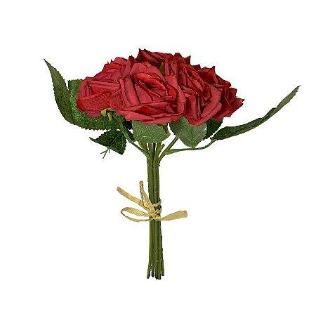 Buque de Rosa Diamante Vitória AK-0096