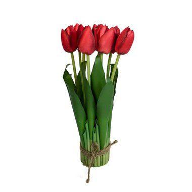 Arranjo de Tulipa Médio x9 FF-0006VM