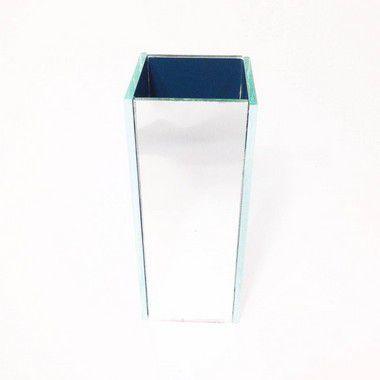 Vaso Quadrado Espelhado