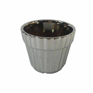 Vaso Metalizado Violeta LV-0035
