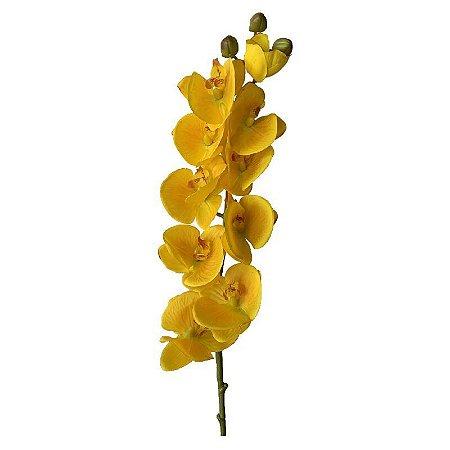 Galho de Orquídea Siliconada Vera DM-0014AM