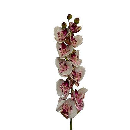Galho de Orquídea Siliconada Vera DM-0014BL