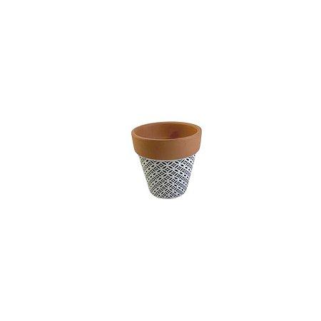 Vaso de Cerâmica Tais LV-0137
