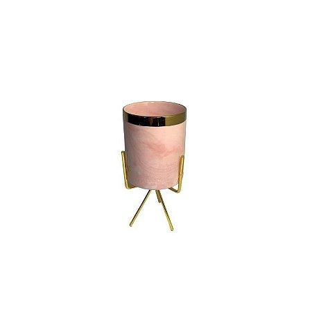 Vaso de Cerâmica Yara VI-0005RS