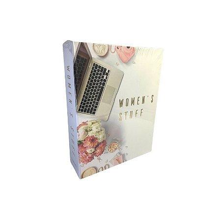 Livro Caixa Decorativo 138121