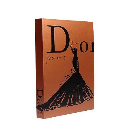 Livro Caixa Decorativo 138180