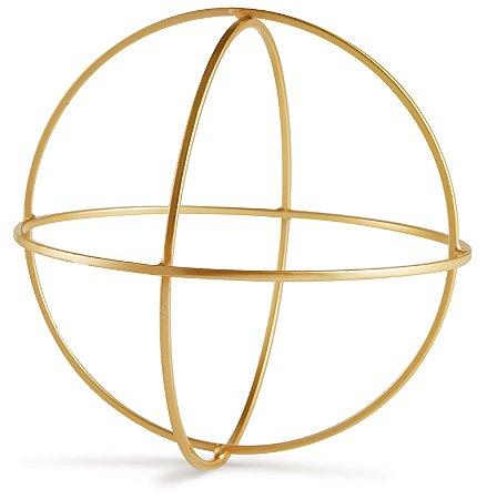 Forma Geométrica Dourada 10951