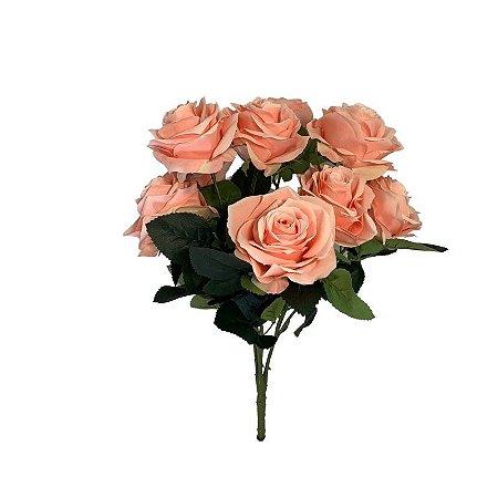 Buque de Rosa x10 KN0007