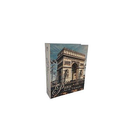 Livro Caixa Decorativo 61287