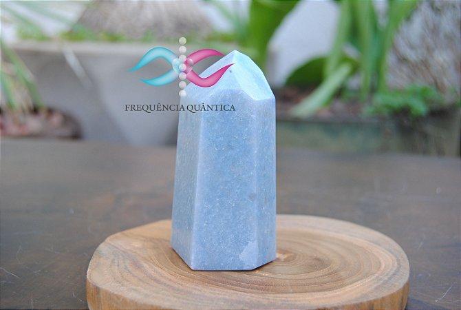 Ponta Geradora de Quartzo Azul