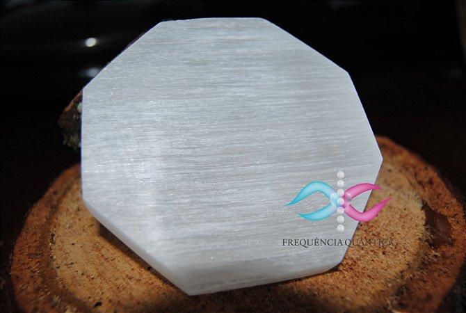 Placa Hexagonal de Selenita