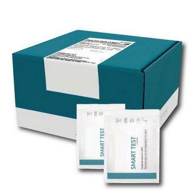 Testes COVID-19 - 100 unidades ou mais
