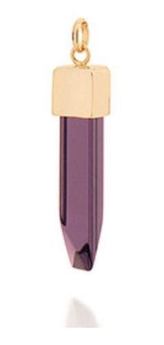 Pingente de cristal Folheado A Ouro Rommanel 542191