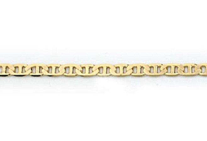 Tornozeleira Folheado A Ouro Rommanel 550745