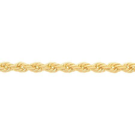 Gargantilha De Fio Baiano Folheado A Ouro Rommanel 530588