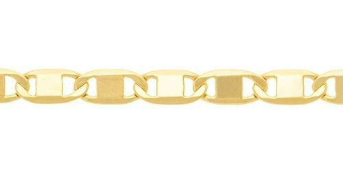 Cordão Masculino Folheado A Ouro Rommanel 530746