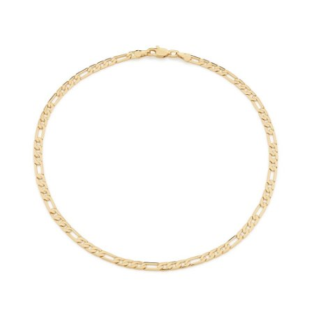 Gargantilha Folheado A Ouro Rommanel De Elos Lisos 532004