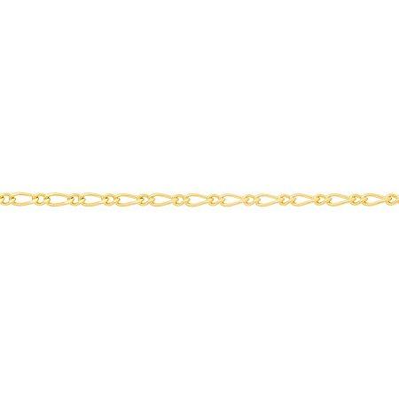 Corrente Folheado A Ouro Rommanel 530146