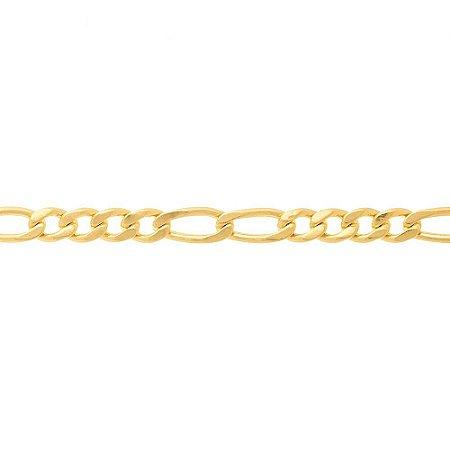 Cordão Masculino Folheado A Ouro Rommanel 530103