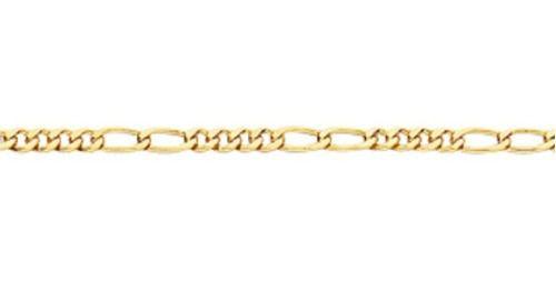 Pulseira masculina Rommanel Folheado a ouro 550052