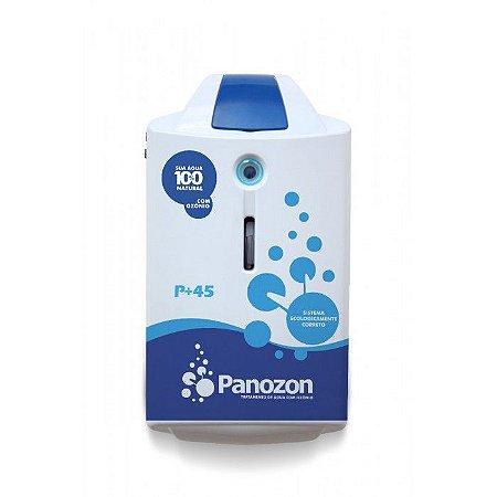 Ozonio - Panozon P+45 - Para Piscinas De Até 45.000 Litros