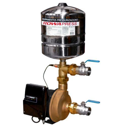 Pressurizador Rowa Max Press 270 VF Mono  - 366 L/min