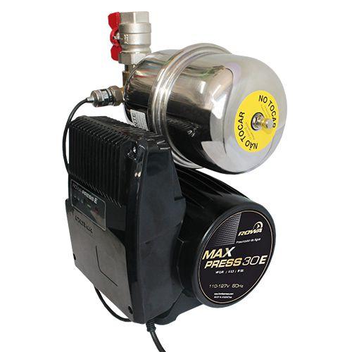 Pressurizador Rowa Max Press 30E
