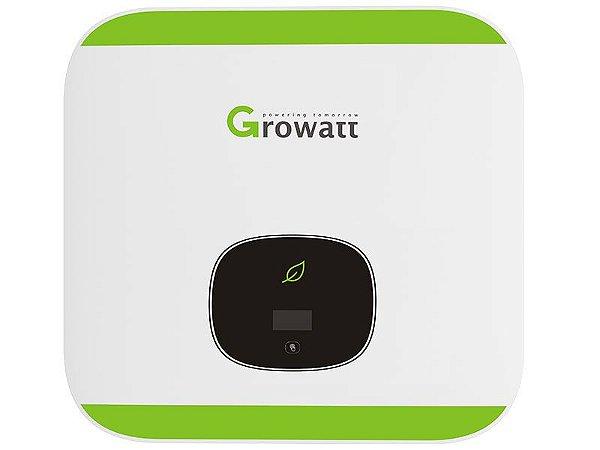 Inversor Solar Fotovoltaico On Grid 2kw Growatt