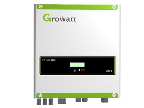 Inversor Solar Fotovoltaico On Grid 8kw Growatt