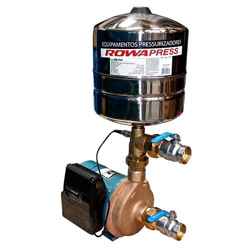 Bomba Pressurizadora Rowa Press 350 E Trif- 433 L/min
