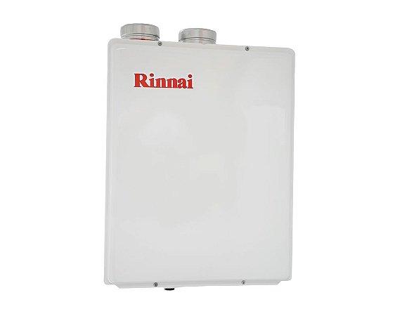 Aquecedor a Gás Rinnai E48 FEA - GN - 43,5 L/min