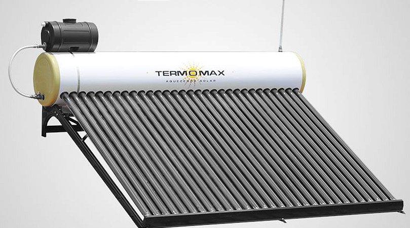 Aquecedor Solar Acoplado Vácuo 360 L - TERMOMAX