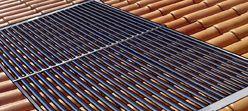 Coletor Solar a VÁCUO - 20 TUBOS - HORIZONTAL - 400 litros