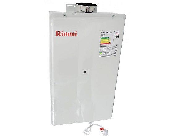 Aquecedor a Gás Rinnai REU-2402 FEC1 - GLP - 32,5 L/min