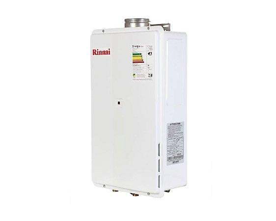 Aquecedor a Gás Rinnai REU-2402 FEC1 - GN - 32,5 L/min