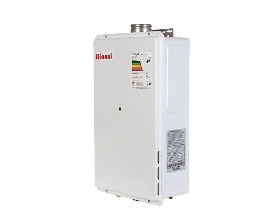 Aquecedor a Gás Rinnai REU-2802 FEC - GLP - 35,5 L/min