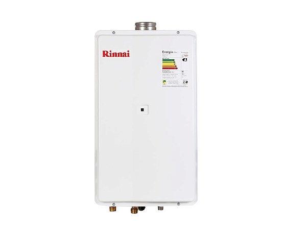 Aquecedor a Gás Rinnai REU-2802 FEC - GN - 35,5 L/min