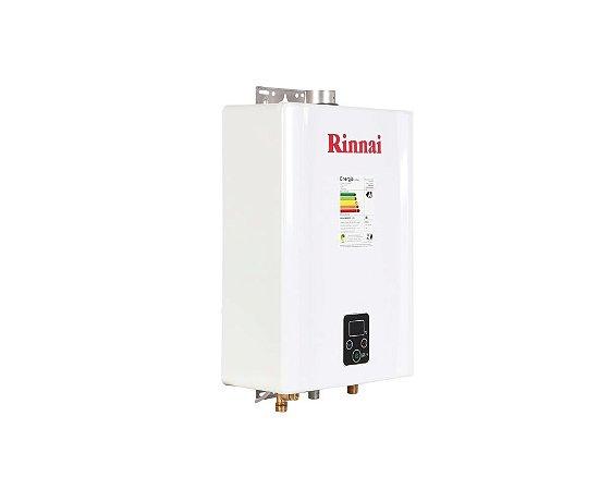 Aquecedor a Gás Rinnai REU-E21 - GLP - 21 L/min