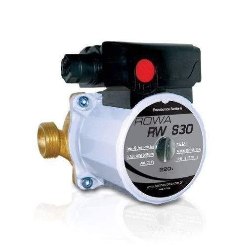 Pressurizador Rowa Rw S30 (Bronze) - 220v